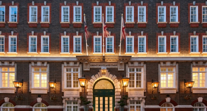 Great Scotland Yard hotel brings Unbound Collection to UK | News