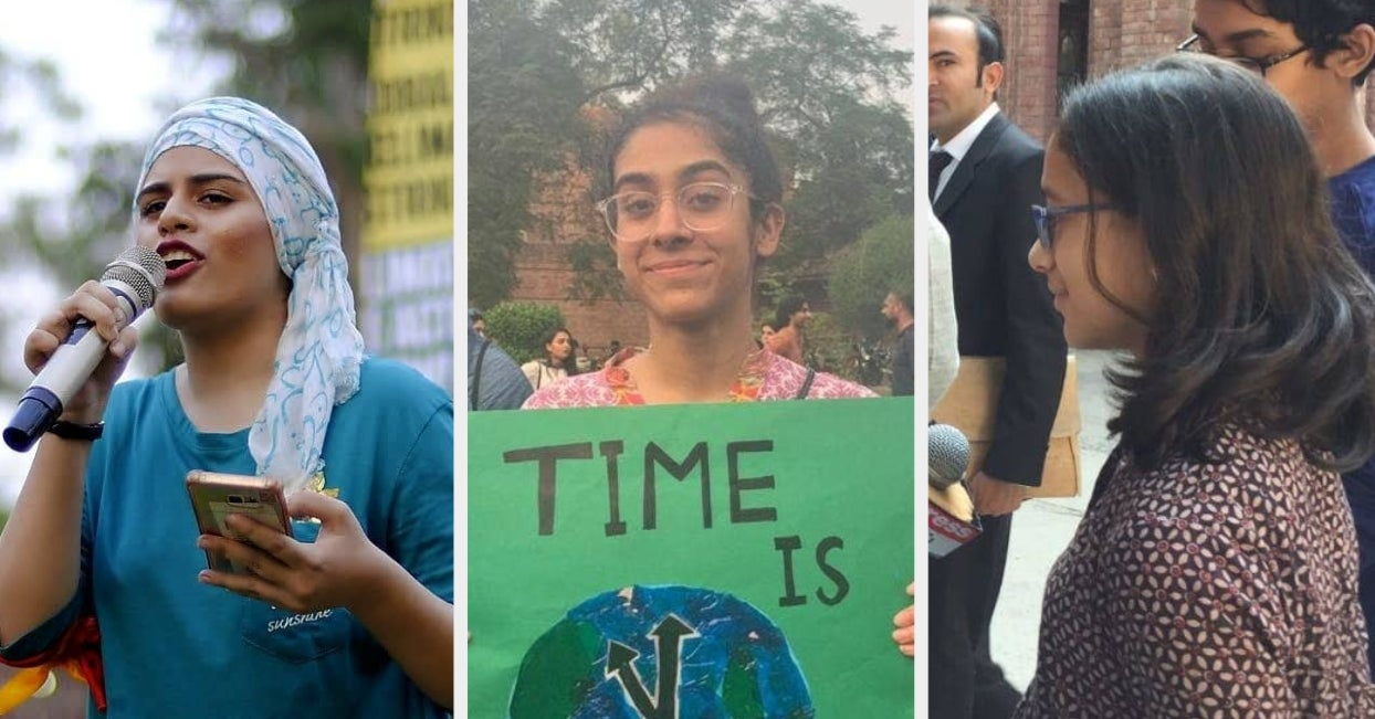 Three Teens Want Pakistan To Tell Them The Truth About The Air They're Breathing